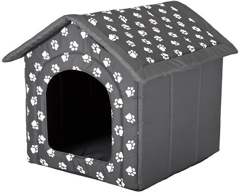 niche XXL grise de chez Hobbydog